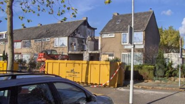 <strong>Nieuwbouw:</strong> tussenwoning na grote brandschade