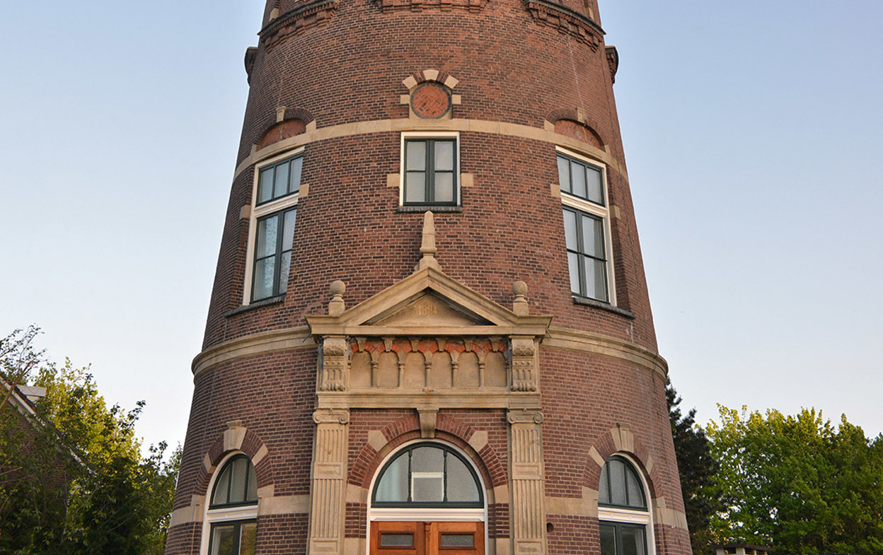 Renovatie watertoren Vlissingen