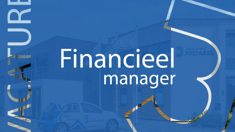 <strong>Vacature | </strong> financieel manager